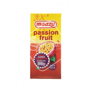 Maaza Passion Fruit Juice Drink 1lt