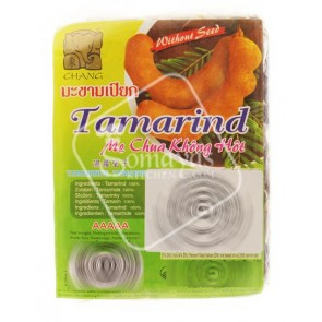 Chang Tamarind Block Without Seed 454g