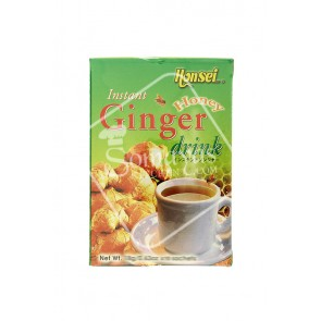 Honsei Honey Ginger Instant Tea (10x18g)