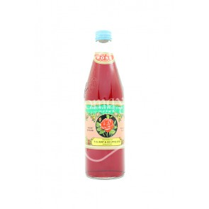 Kiat Rose Brand Rose Syrup 750ml