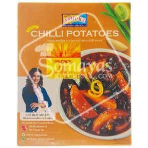 Ashoka Chilli Potatoes