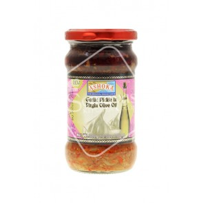 Ashoka Garlic Pickle In Olive Oil (300g)