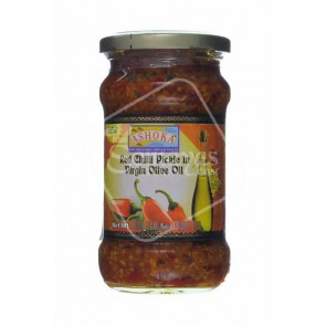 Ashoka Red Chilli Pickle 300g