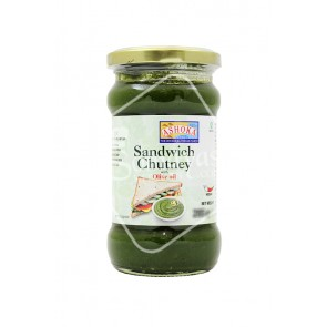 Ashoka Sandwich Chutney With Olive Oil 285g