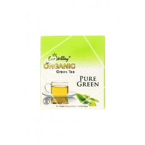 Eco Valley Pure Organic Green Tea