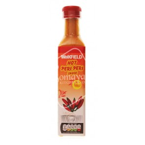 Weikfield Hot Peri Peri Sauce 265g