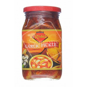 Rishta Garlic Pickle 400g