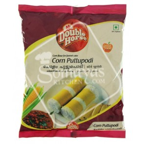 Double Horse Corn Puttupodi 500g
