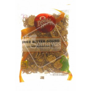Double Horse Bitter Gourd Dried 100g