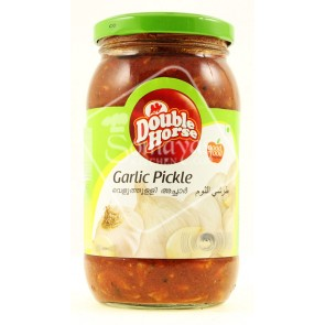 Double Horse Garlic Pickle 400g
