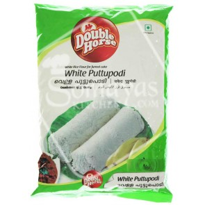 Double Horse White Puttupodi 1kg