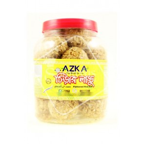 Azka Flattened Rice Ball (Pawa Laddu) 400g