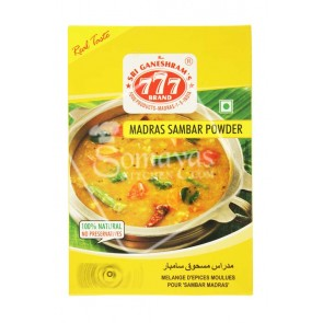 777 Madras Sambar Powder (200g)