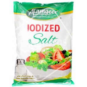 Alamgeer Iodized Salt (800g)