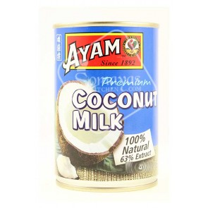 Ayam Premium Coconut Milk (400ml)