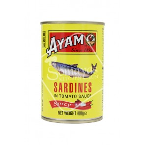 Ayam Spicy Sardines In Tomato Sauce