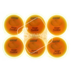 Cocon Mango Jelly Pudding With Coconut Gel Pieces 6x80g