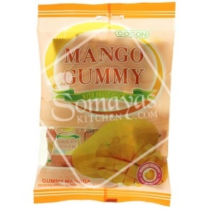 Cocon Mango Gummy Jelly (100g)