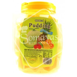 Cocon Pudding With Nata De Coco Assorted (1.4kg)